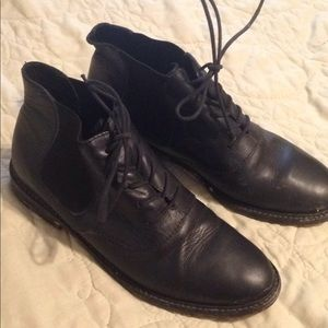 Cole Haan country boots